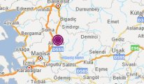 Manisa'da sabah yine deprem: Büyüklüğü 4.8