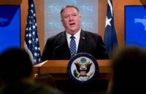 ABD Dışişleri Bakanı Pompeo'dan Uygur çıkışı