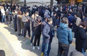 İkinci dalganın vurmaya başladığı Güney Kore okulları tekrar kapattı