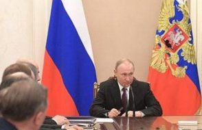 Vladimir Putin'den Avrupa'ya zeytin dalı