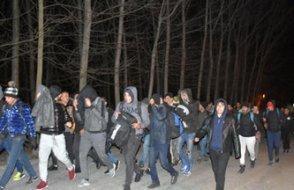 Devlet otobüslerle Yunan sınırına göçmen taşıyor