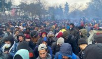Alman İstihbaratından rapor:  Sığınmacıları Yunan sınırına Türkiye yığdı