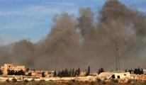 İdlib hava sahası kapatıldı