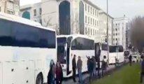 Göçmenlere otobüsleri kim tuttu?