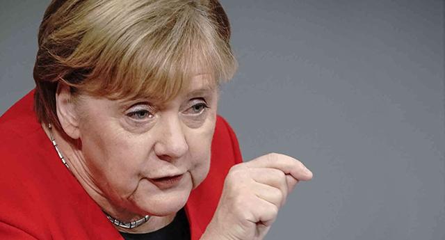 Merkel: Daha salgının başındayız