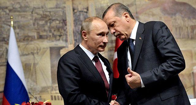 Erdoğan, Putin'e  'Ayasofya konusunda' garanti verdi : Saray bu detayı sansürledi !