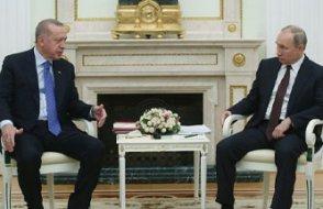 Erdoğan ile Putin arasında Dağlık Karabağ, Suriye ve Libya görüşmesi