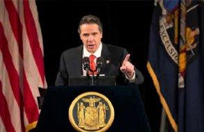 New York valisi Cuomo hakkında yeni cinsel taciz iddiası