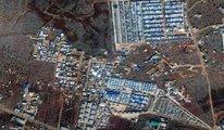 İnsani dramın uzaydan görüntüsü: Dünden bugüne Suriye'deki göçmen kampları