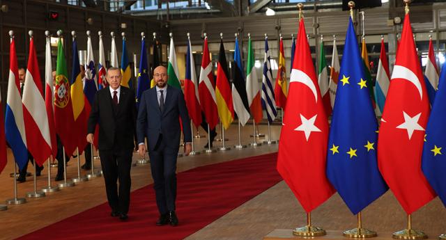 AB'den Türkiye'ye yaptırım tehdidi