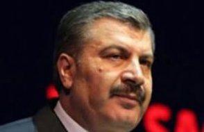 Sağlık Bakanı Koca'nın paylaşımına sosyal medyadan tepki yağdı