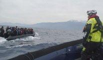 Yunanistan: 10 bin kişinin denizden ülkeye gelişini engelledik
