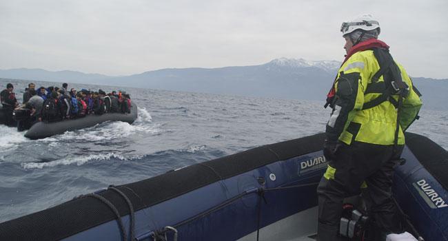 Frontex'i feshedin