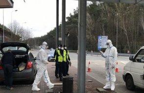 Otomobille izne giden gurbetçilere Avusturya'da karantina şoku