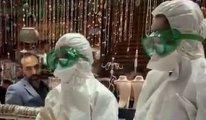 Sağlık çalışanı: Biliyorsunuz virüs ilk Kapalıçarşı'dan çıktı