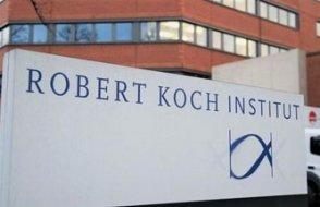 Alman Robert Koch Enstitüsü: Biz de altından kalkamayabiliriz