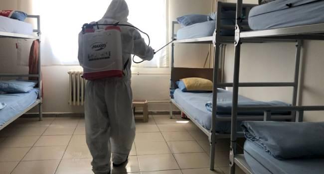 Tutuklulara korona tehdidi: 'Virüslü birini aranıza getiririz...'