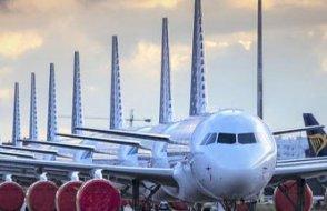 Uçuş trafiğinde 22 Mart sonrası dikkat çeken görüntü