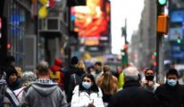 New York'ta vaka sayısı bir günde yüzde 40 arttı