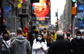 ABD'de virüs yüzünden bir günde yaşanan en yüksek kayıp: 1.800 kişi