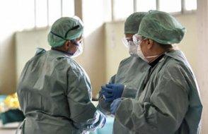 İtalya'da sağlık çalışanları afeti yaşıyor: 6 bin 500'e yakın sağlıkçı virüs kaptı