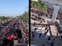 Hindistan'da corona manzarası : Sosyal Mesafeyi korumak mümkün değil?
