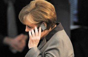 Merkel'in sürprizini şaka zannettiler