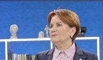 Akşener: Maaş yetmez, Katar'dan gelen uçağı da bağışlasın