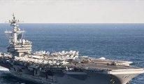 ABD donanmasında bir ilk: Kaptan uçak gemisini boşaltmak istiyor