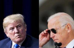 Virüs Trump'ı vurdu, Biden farkı açtı