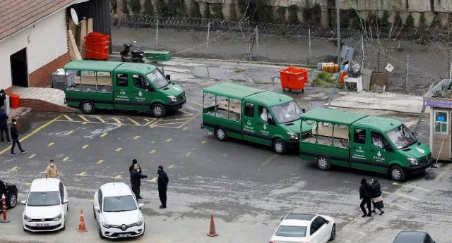 İstanbul'da korkutan tablo: İşte Koronavirüs için ayrılan gasilhane!