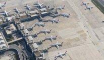 Atatürk Havalimanı uçak parkı haline geldi