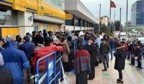 Kuyruk rezaleti PTT'leri kapattırdı