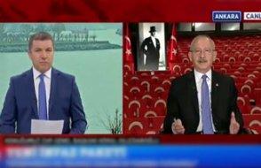 Kılıçdaroğlu: Yolsuzluk yapan hapisten çıkacak, yazı yazan içeride yatacak
