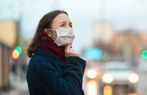 Maskelerle ilgili çarpıcı araştırma: 7 gün canlı kalıyor