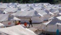 Yunanistan'da bir sığınmacı kampı daha karantinada...