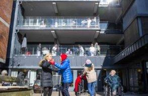 Norveç Sağlık Bakanı Koronavirüs salgınının kontrol altına alındığını açıkladı