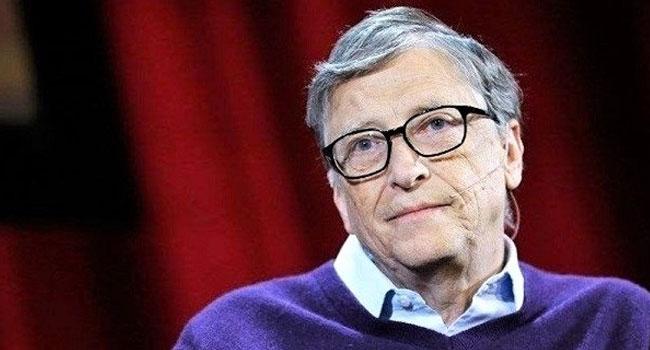 Bill Gates'ten Elon Musk ve Jeff Bezos'a gönderme