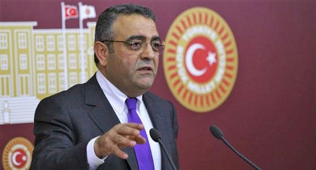 CHP Milletvekili Tanrıkulu yüzlerine haykırdı
