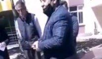 AKP'li Başkan vatandaşa bıçak çekti