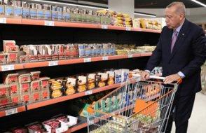 Erdoğan'ın fiyat pahalılığının failini buldu: Marketler
