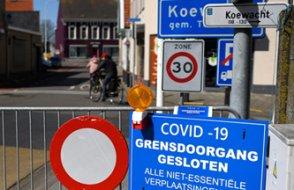 Hollanda'da korona salgınında rekor vaka sayısı