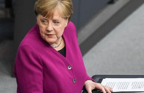 Merkel, Trump'ın G7 davetini reddetti
