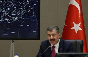 Fahrettin Koca toplantı sonrası konuştu