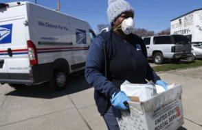 ABD seçimlerine 'Posta Hizmetleri' karıştı: Mektupla verilen oylar sayıma yetişmeyebilir