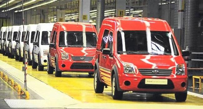 Gerekçe hammadde yokluğu: Ford Otosan üretimi iki aylığına durdurdu