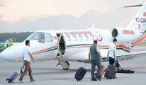 Bu da 'Garantili ambulans' : Uçsa da uçmasa da paralar Katar şirketine