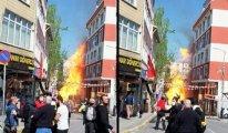 İstanbul'da patlama!
