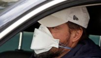 Almanya'da maske yasağı başladı, araç kullanırken dikkat!