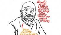 Ünlü karikatüristler cezaevindeki gazeteciler için çizdi